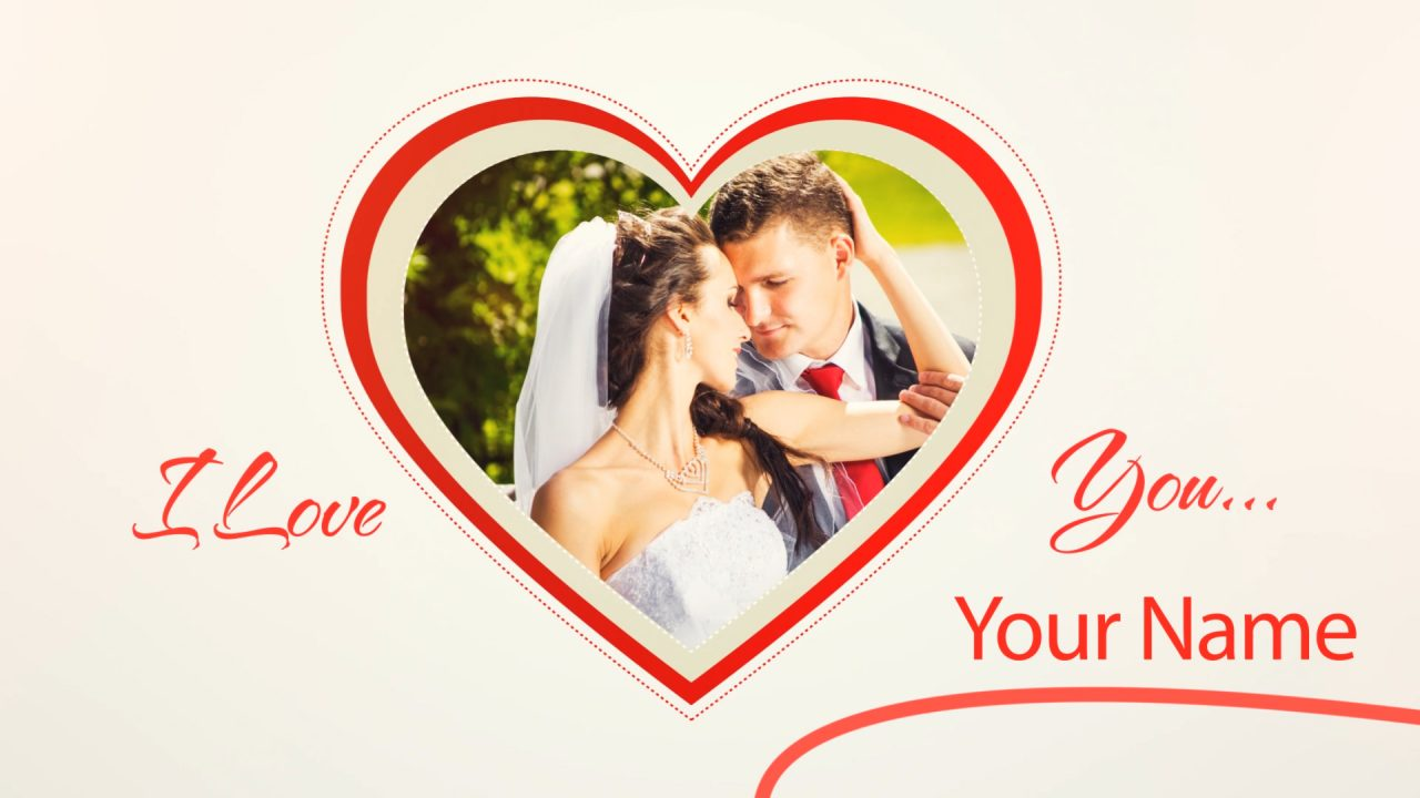 Be my Valentine After Effects Template