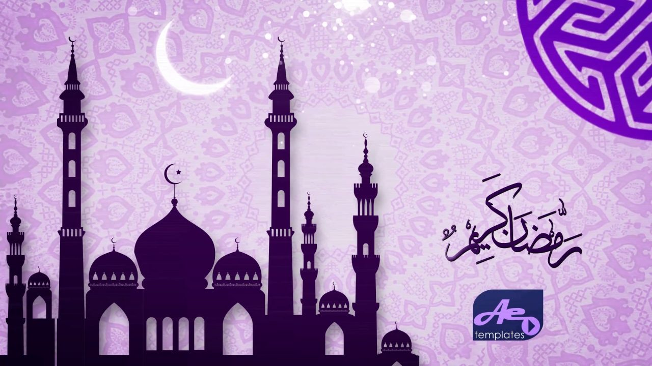 Ramadan Al Ebadh After Effects Template