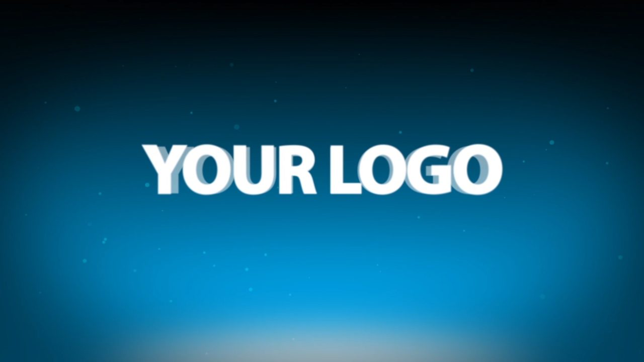 Evolution Logo After Effects Template