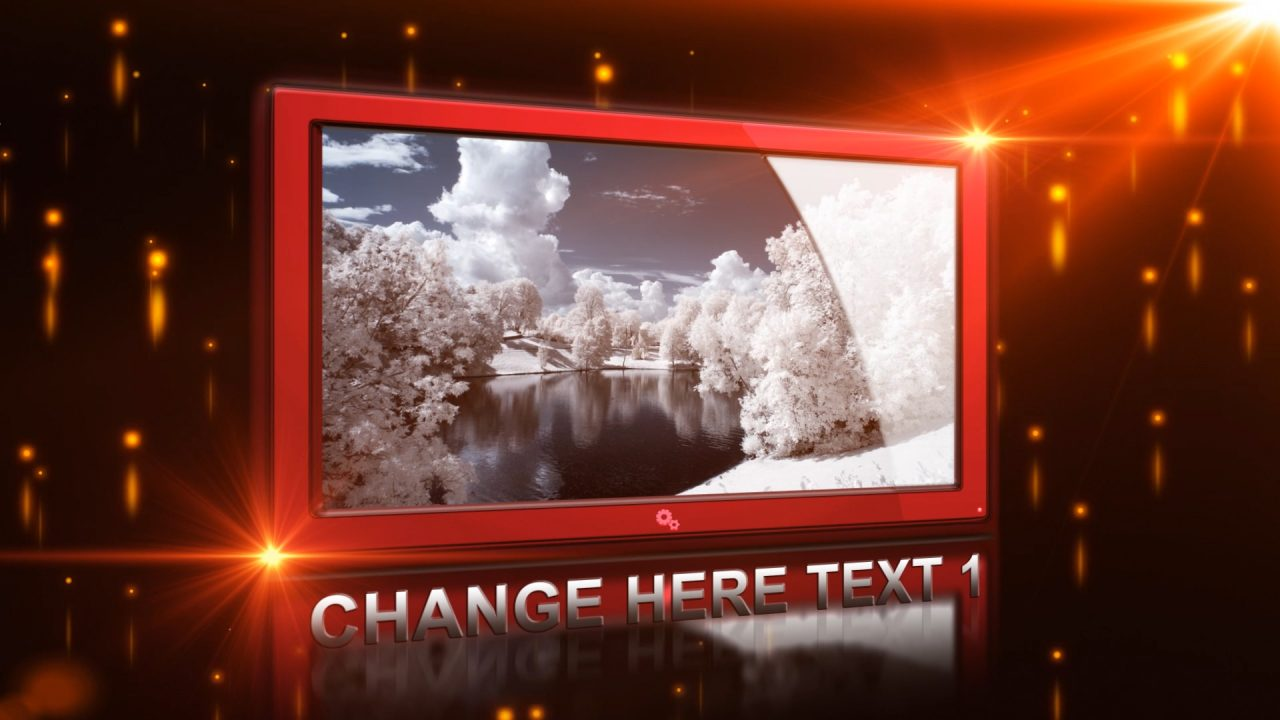 Bright Slides After Effects Templates
